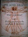 Life And Death - Part 2, Finding Answers To The Questions Of Our Times